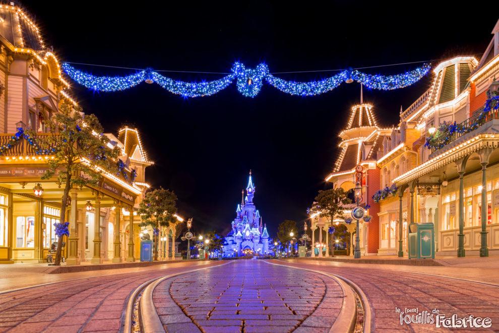 Decoration Noel Champs Elysees