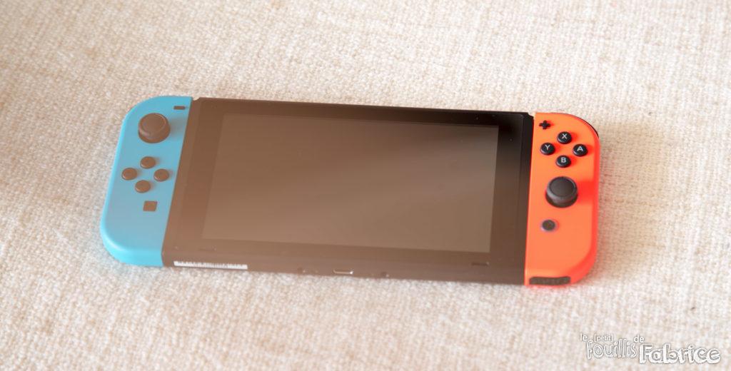 Nintendo switch ma 7 me console nintendo avec 2 jeux pour moins de 200 le petit fouillis - Console jeux video pas cher ...