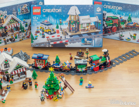 LEGO - Les sets Hiver et Noël