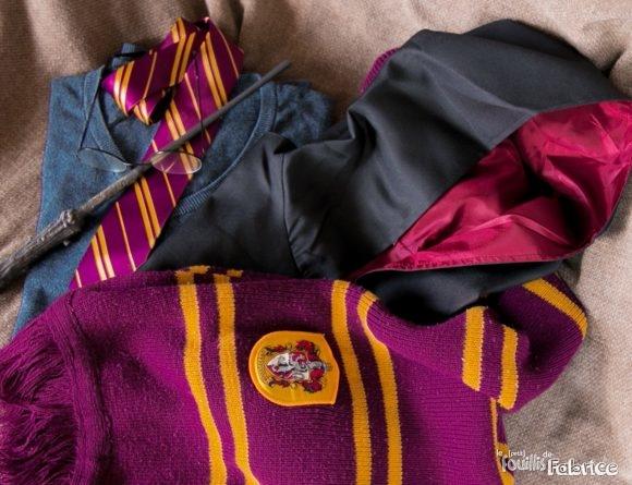 Mon déguisement Harry Potter pour Halloween !